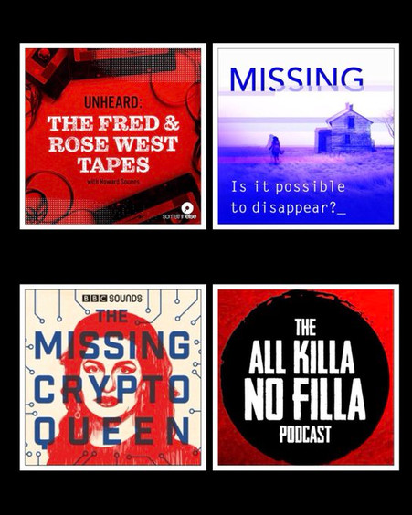 The Best of British True Crime Podcasts