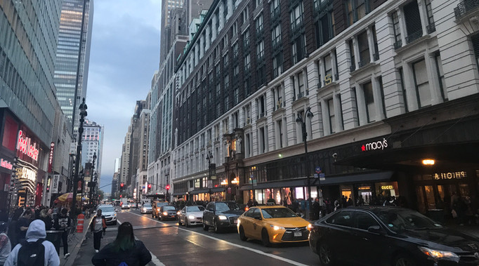 Learning from Manhattan's Urban Imperfections