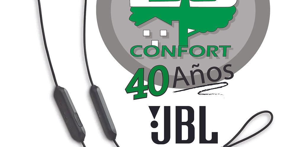 AURICULAR JBL ENDURANCE RUN (AMARILLO NEGRO) JBLENDURRUNBNLA ELIT