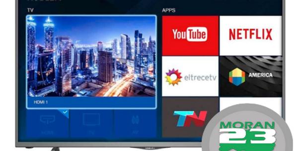 TELEVISOR TV LED NOBLEX 55 DJ55X6500 4K SMART