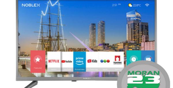 TELEVISOR TV LED NOBLEX 32 DM32X7000 HD SMART
