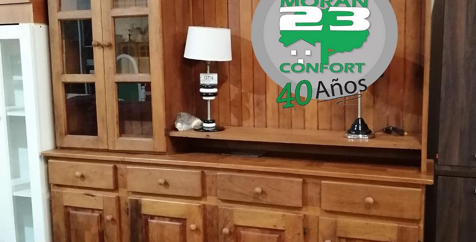 MODULAR ALGARROBO PARA TV