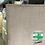 Thumbnail: RESPALDO DE SOMIER DF 0.80 LISO CON TACHAS
