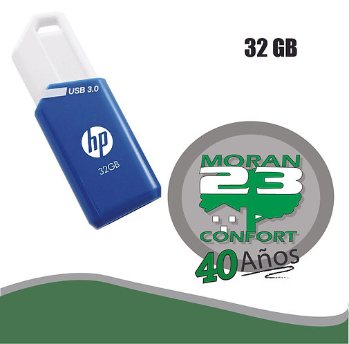PENDRIVE HP X755W 32GB