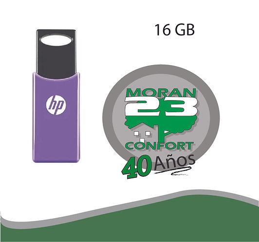 PENDRIVE HP V212W 16GB