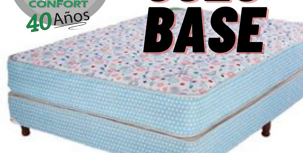BASE DE SOMIER 0.80 X 1.90 X 20 SUAVEGOM PRESTON