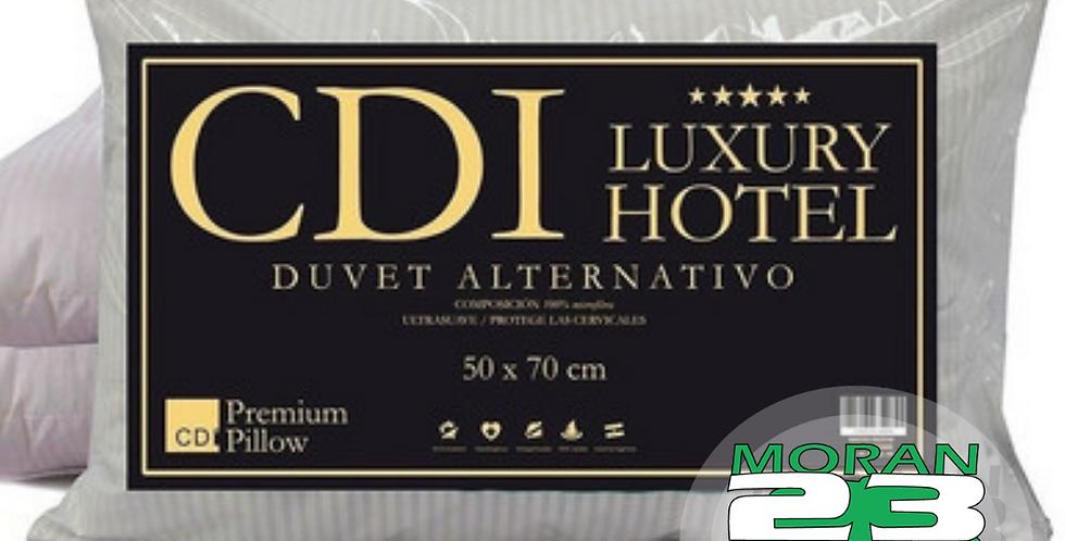 ALMOHADA LUXURY HOTEL DUVET ALTERNATIVO 50 X 70 CDI