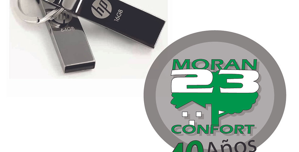PENDRIVE HP V295W 32GB