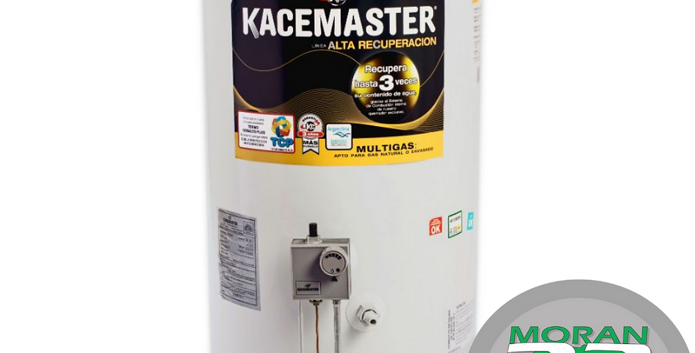 TERMOTANQUE ELECTRICO KACEMASTER C/INF 40 LITROS