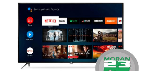 TELEVISOR TV LED RCA 50 X50ANDTV 4K SMART ANDROID TV