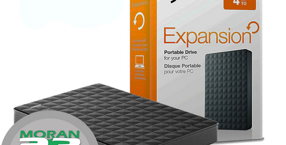 DISCO DURO EXTERNO SEAGATE EXPANSION 4 TB
