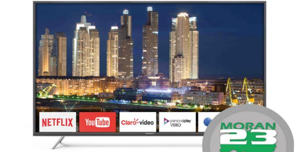TELEVISOR TV LED NOBLEX 50 DM50X7550 4K SMART