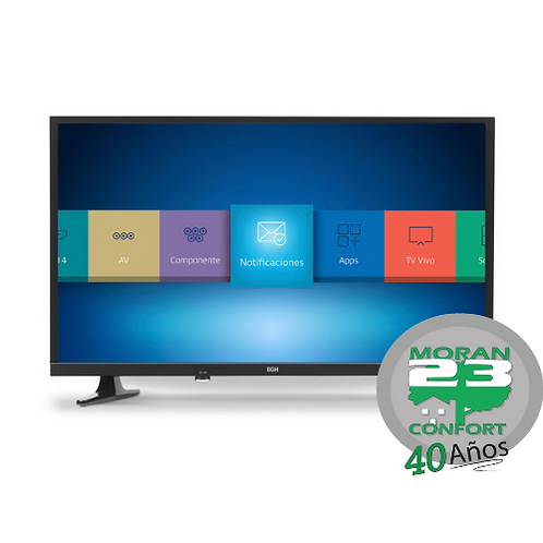 TELEVISOR TV LED BGH 50 4K