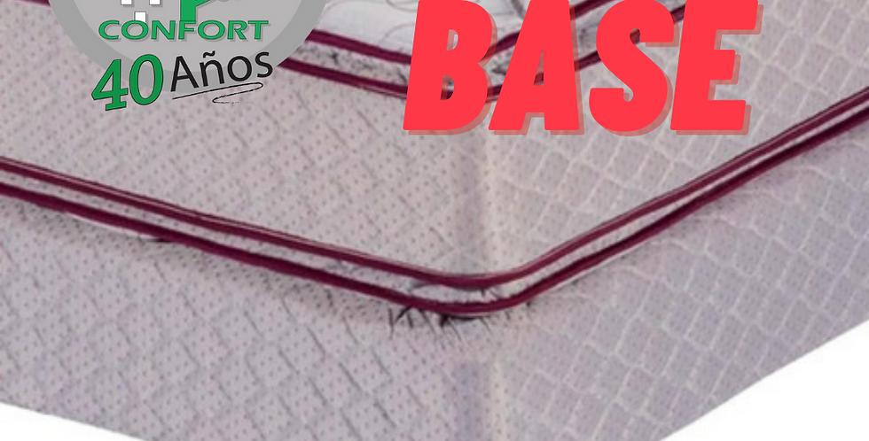 BASE DE SOMIER 0.80 X 2.00 X 20 PIERO PARAISO / PARAISO II / MATTINA