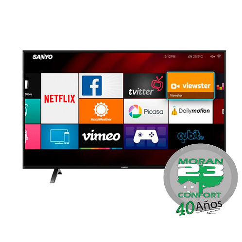 TELEVISOR TV LED SANYO 43