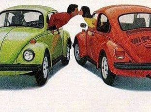 Boldog Bálint-napot, Herbie!