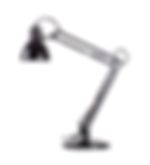 Lampe de bureau noir 1