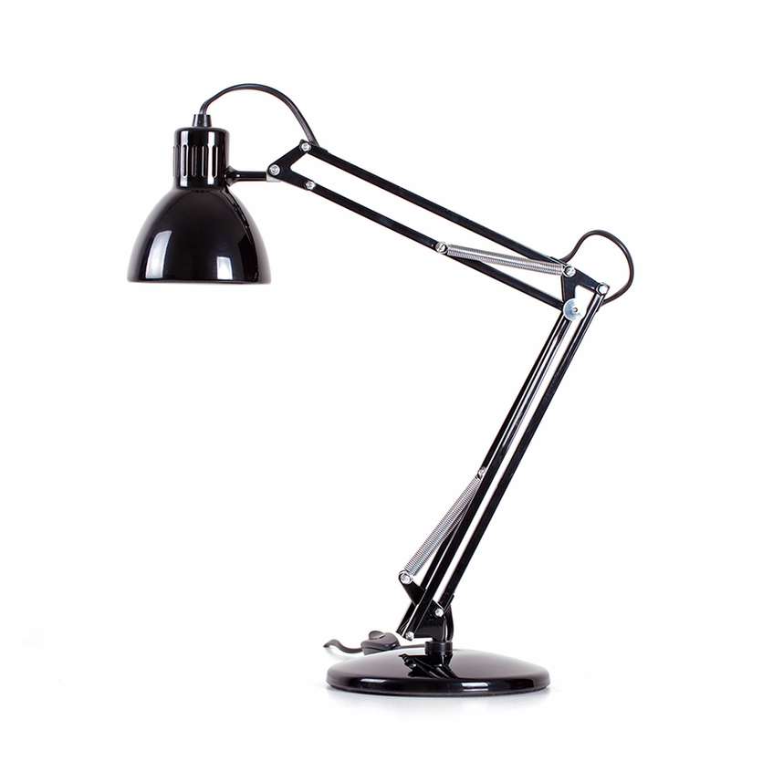 Black Desk Lamp 1