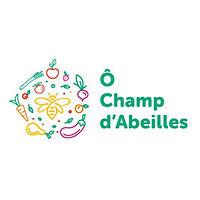Logo Ô Champ d'Abeilles