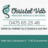 Logo Christel VDB