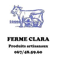 Logo Ferme Clara