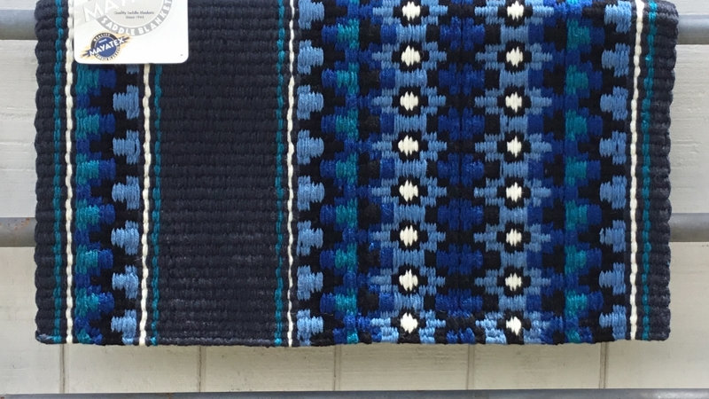 All Blue Show Blanket 1460-2