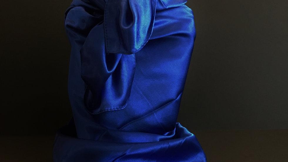 Royal Blue Wild Rag