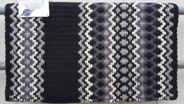 Metallic Charcoal Show Blanket