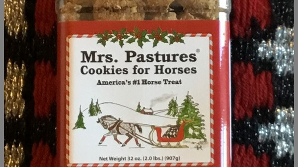 Mrs. Pastures® Cookies for Horses