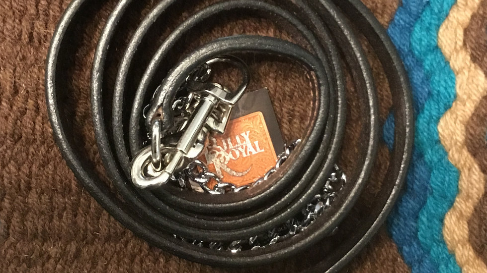 "Billy Royal® 3/4"" Show Lead with 24"" Chain"