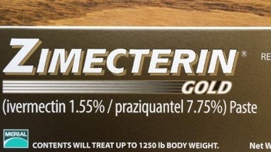 Zimecterin® Gold