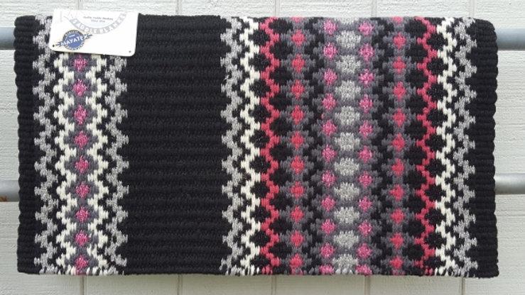Metallic Pink Show Blanket