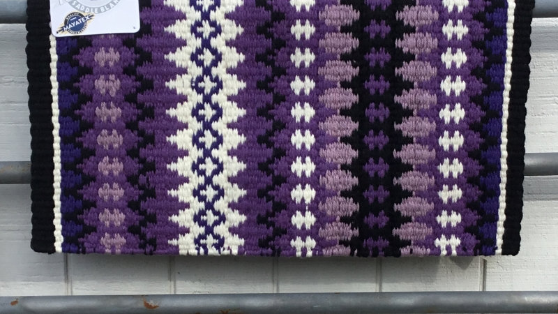 Purple Show Blanket