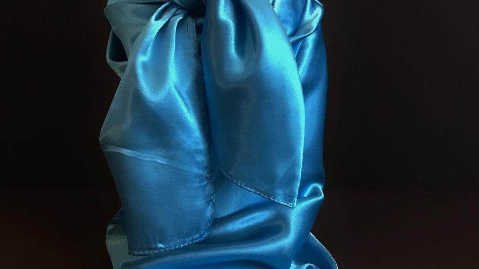Show Turquoise Wild Rag