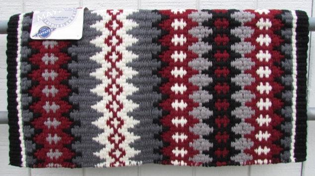 Tibetan Red Show Blanket