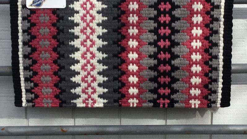 Raspberry Pink Show Blanket