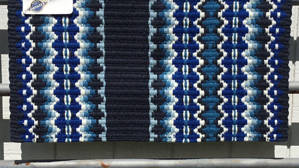 All Blue Show Blanket 1459-6