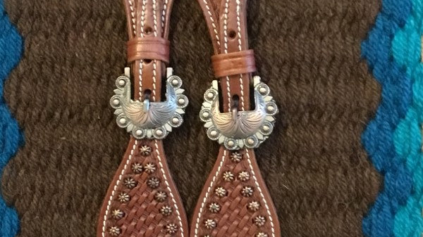 Billy Royal® Copperhead Spur Straps