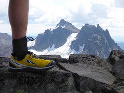 Altra Lone Peak 2.0 with Goat Rocks