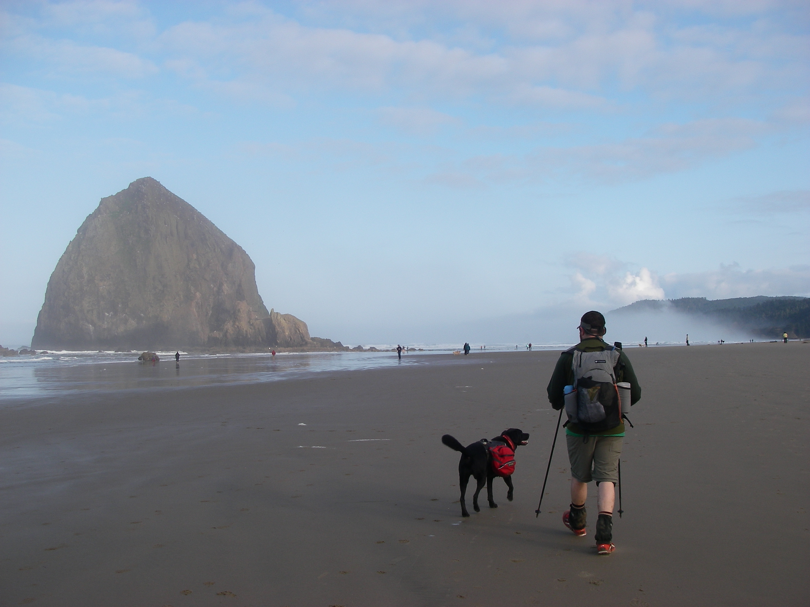 Kumo at Cannon Beach