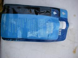 MINI Filter bag on top