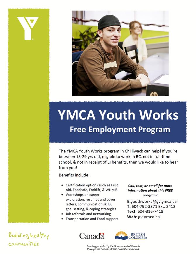 YMCA Youth Works