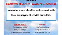 Employment Service Providers network meeting