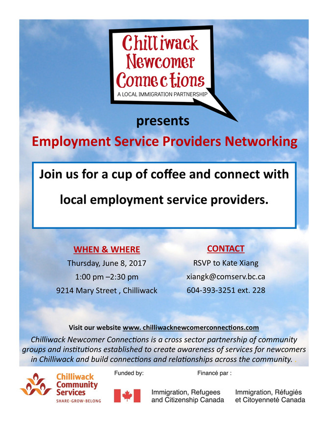 Employment Service Providers networkmeeting