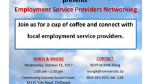 Chilliwack Immigrant Employment Service Network Meeting