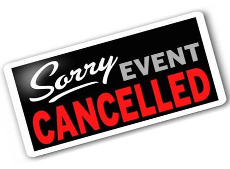 Carnival canceled