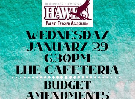 January Membership meeting!
