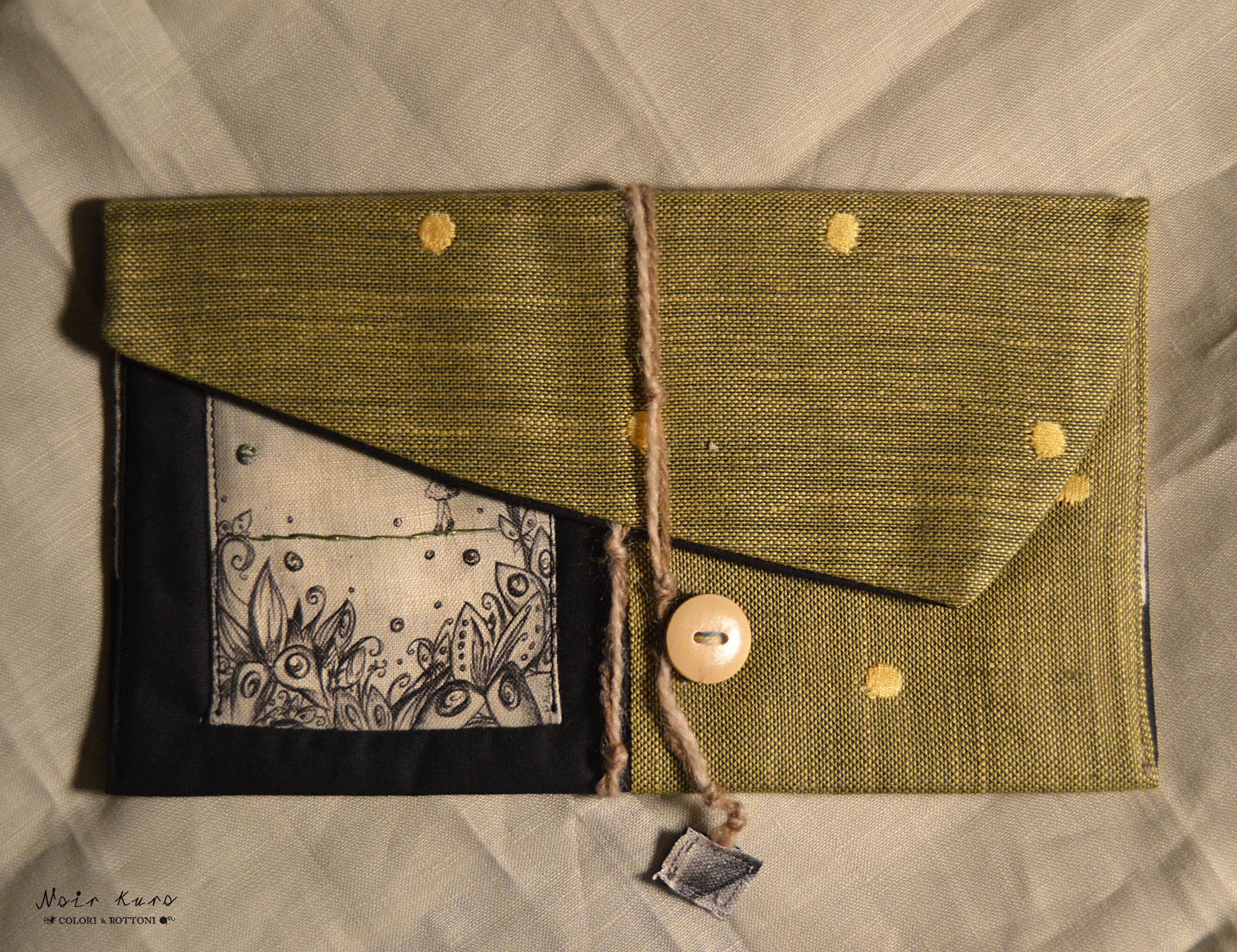 NoirKuro   Printed textile case
