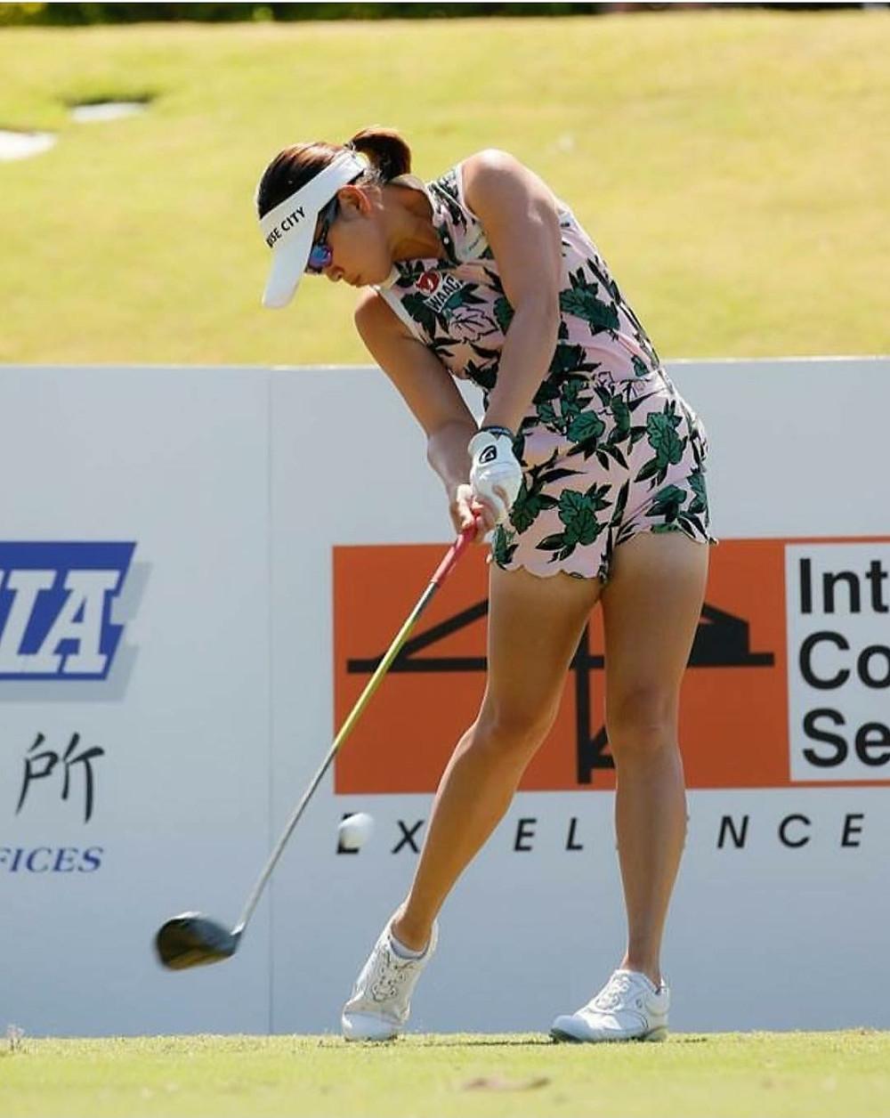 tee shot, driver, golf ball, Korea LPGA, CLPGA, TLPGA,