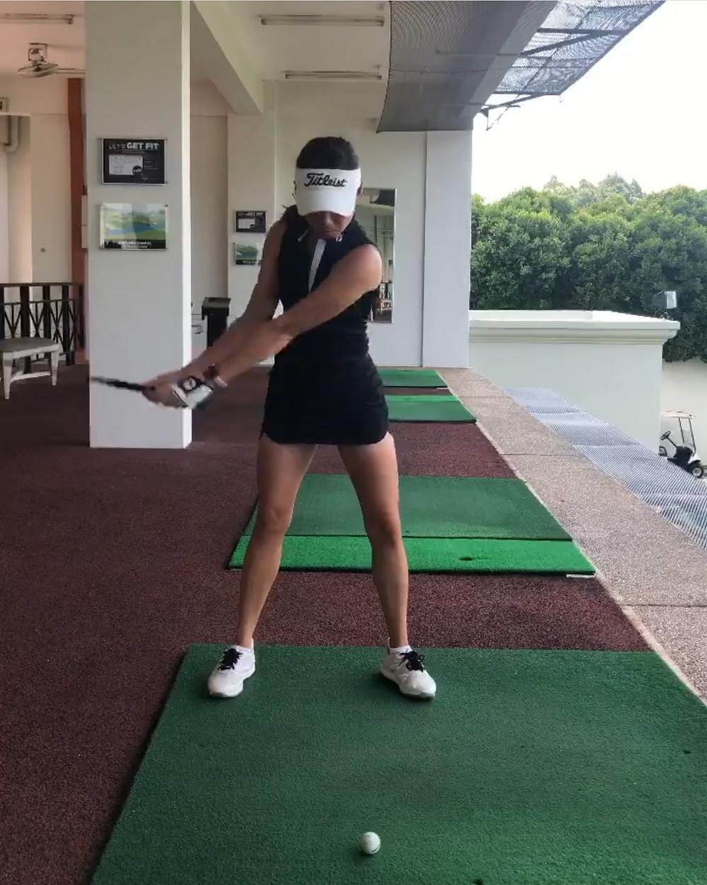 视频,高尔夫挥杆,练习,吉隆坡TPC视频,高尔夫挥杆,练习,吉隆坡TPC